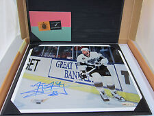 Marty McSorley Signed 8x10 Photo UDA Upper Deck Authenticated
