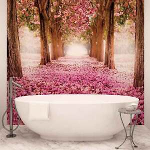 Image Is Loading Wall Mural Photo Wallpaper L Flowers Cherry Blossoms