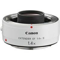 Canon Ef 1.4x Iii Extender - Neu