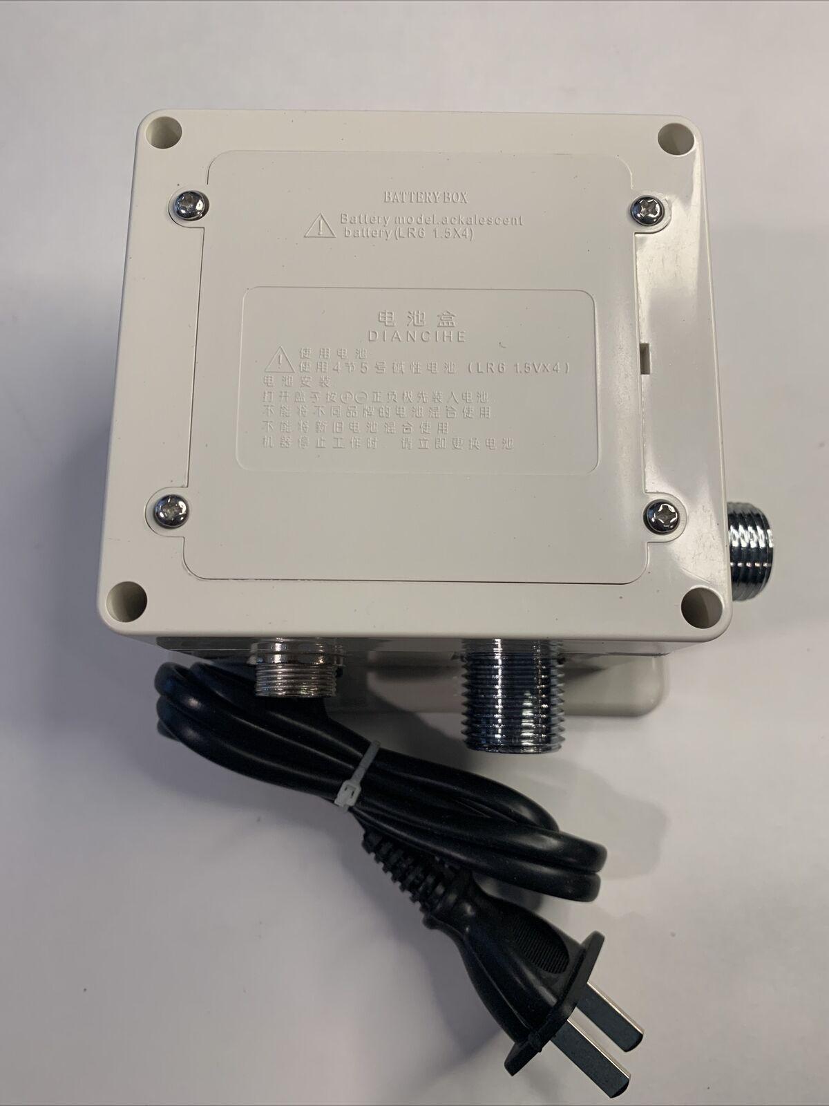 NEW-Battery Box Ackalescent Battery Lr6 1. 5x4 (No Box)