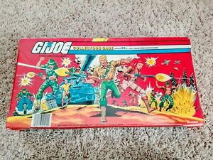 Vintage-1984-GI-Joe-ARAH-Tara-Toys-40900-24-Figure-Collectors-Case-Fast-Ship