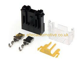 fuse holder with cover    ALT//FH510 MAXI Blade fuseholder