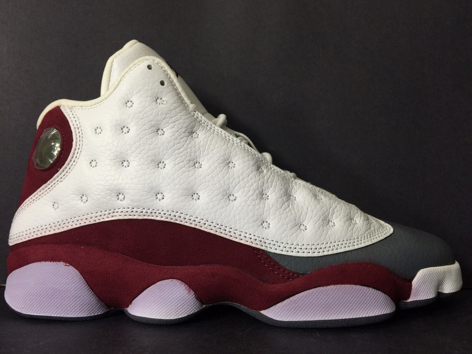 d73d0c5e46fdd0 ... 2004 DS NEW NIKE AIR JORDAN XIII 13 13 13 RETRO STEEL TOE MEN 7.5 WOMEN  ...