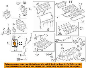 details about land rover oem 10 17 range rover engine oil filter lr011279 td5 serpentine belt diagram 2002 land rover discovery engine