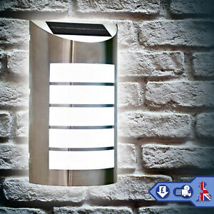 5-LED-Solar-Powered-Wireless-Wall-Security-Light-Garden-Outdoor-Path-Lamp-Patio
