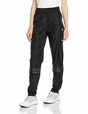 adidas Women's Laufhose Response Windhose Pants Black/Utility Black Medium New