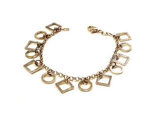 Bijou-argent-925-bracelet-breloques-geometriques-bangle