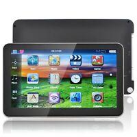 7'' Car Truck GPS Navigation Sat Nav 8GB UK and EU AU USA Canada Maps MP4 Player