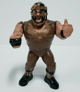 MANKIND-MICK-FOLEY-WWE-WWF-WCW-CUSTOM-Hand-Painted-Hasbro-1990-Action-Figure