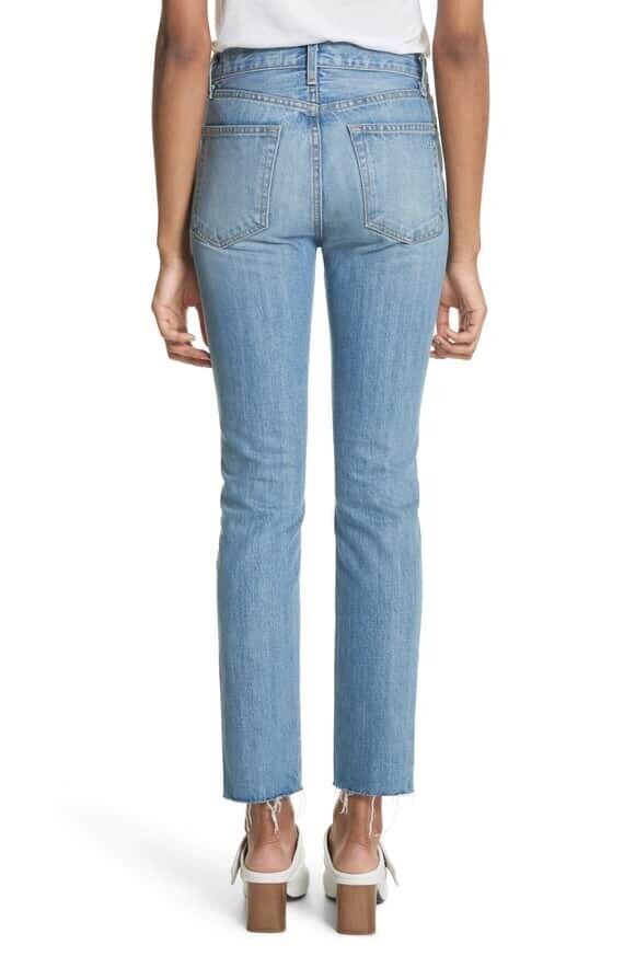 Rag And Bone Helena High Rise Ankle Skinny Jeans 29