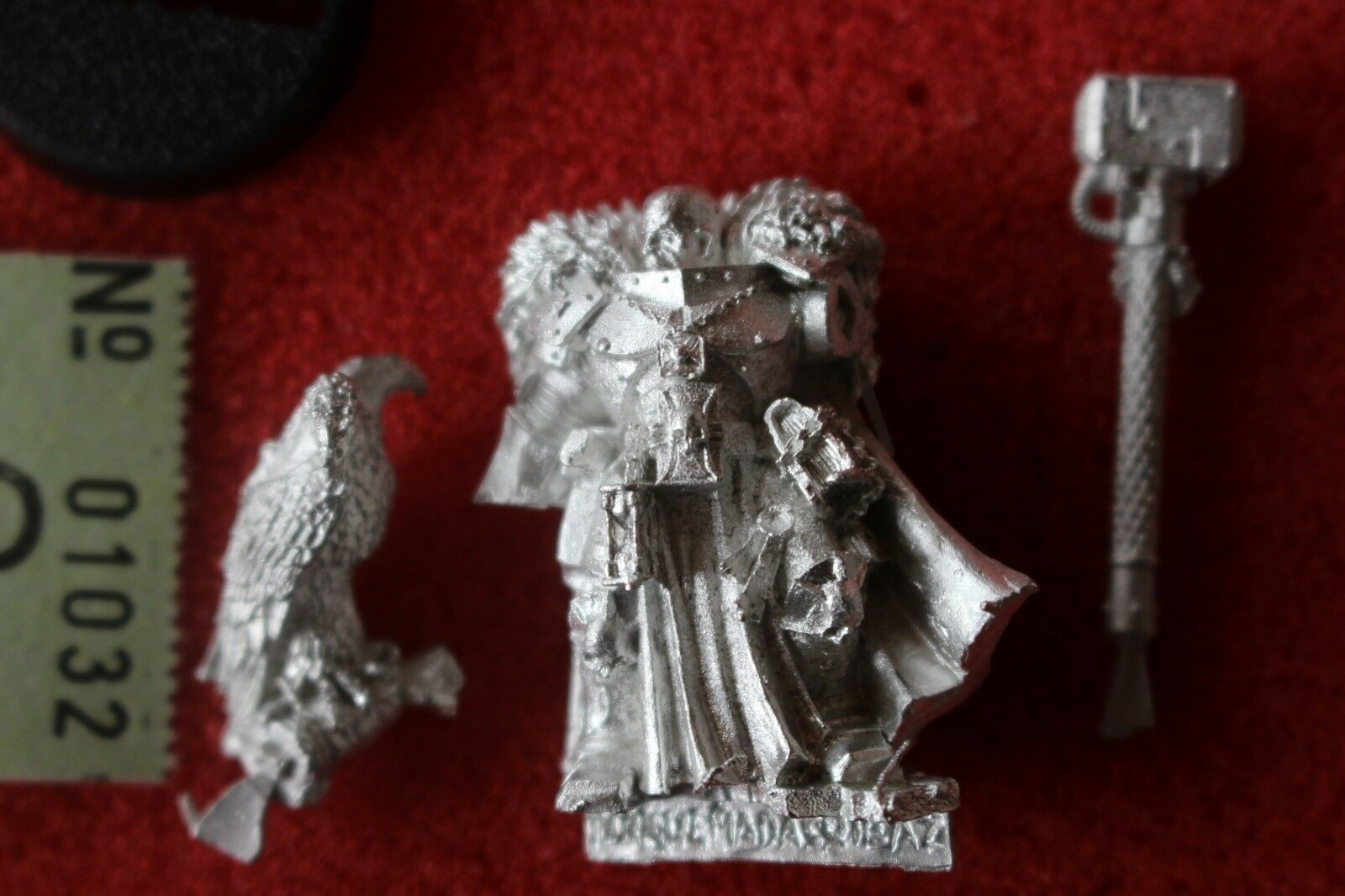 Games Workshop Warhammer 40k Inquisitor Coteaz Inquisition Metal Mint New GW OOP