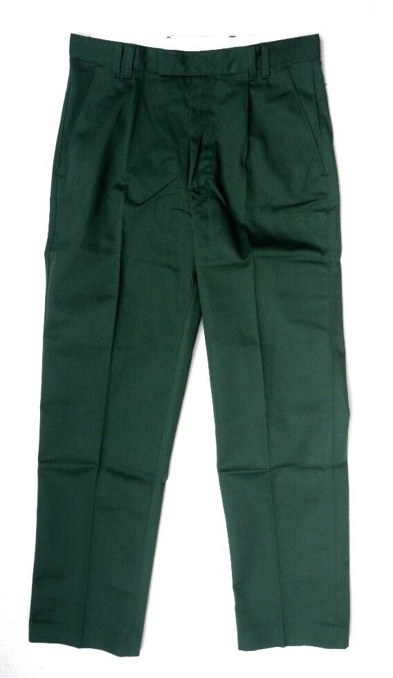 "** Chemise Homme Taille 31"" Benchmark Travail Pantalon Polyester/coton Téflon Protection Uniforme"