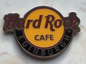 Hard-Rock-Cafe-Logo-Magnet-Edinburgh-Scotland-Classic-Logo-Magnet