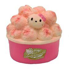 Kawaii Squishies - Sanrio - Hello Kitty - Popcorn