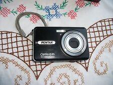 Pentax Optio e85 12,1 MP cámara digital-negro
