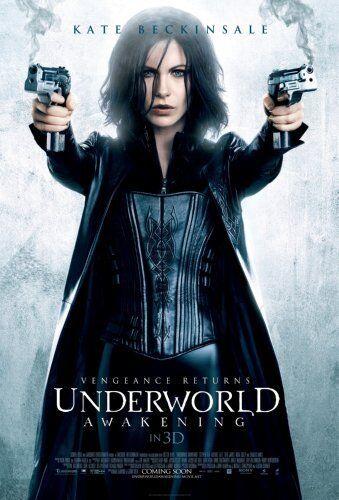 Underworld Awakening Movie Poster #01 24x36
