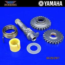 1996 Yamaha YZ250 Kickstart Gear Kickstarter Shaft Kick Start Starter Spindle