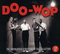 Various Artists - Doo-wop: Absolutely Essential 3cd Collection / Various [new Cd on sale