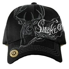 BUCK WEAR HAT - SMOKE 'EM BUCK, DEER HUNTING HAT, BULLET