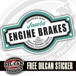 equipped-with-jacobs-engine-amp-brakes-vintage-sticker-decal-120-x-75mm-retro