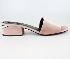 Slide Sandals Mules, Blush, EUR 41
