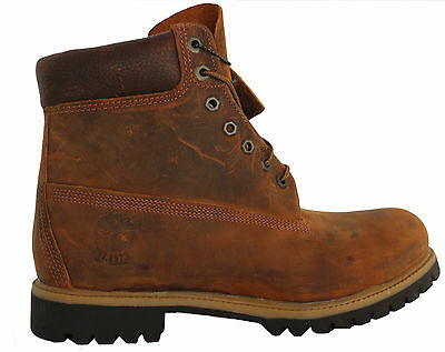 Timberland AF 6 Inch Brown Heritage Boot Mens (71593) D95