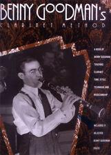 Benny Goodman's Clarinet Method Klarinettenschule Noten für Klarinette