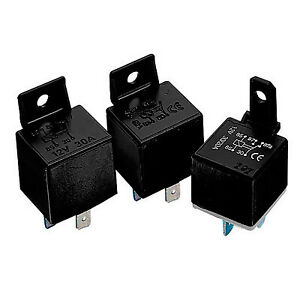 LMA-Relay-12-Volt-Applications-Changeover-5-Pin-30-Amp-Motorsport-Rally