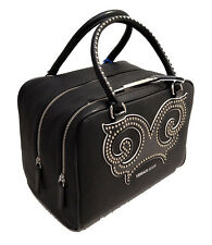 Borsa Donna Bauletto Tracolla Bag Versace Jeans Donna Fashion Shoulder Bag Black