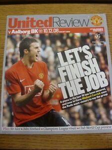 10-12-2008-Manchester-United-v-Aalborg-Champions-League-creased-corner-Than