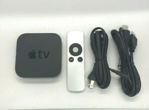 Apple-TV-3rd-Generation-2013-Remote-amp-HDMI-cable-Used-GREAT-309