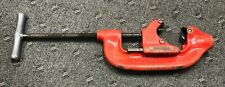 Ridgid 4 S Pipe Cutter 4 S 2 To 4 Inch For Ridgid 300 535 700 Threader