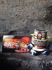 kidrobot fatcap figure Series 2 Graffiti Urban Designer Toy ZETA MAZINGER Z