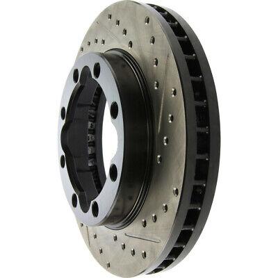 Power Slot 126.66026SR Slotted Brake Rotor