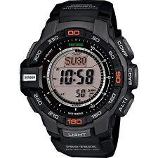 Casio Protrek Men's Solar Power Watch
