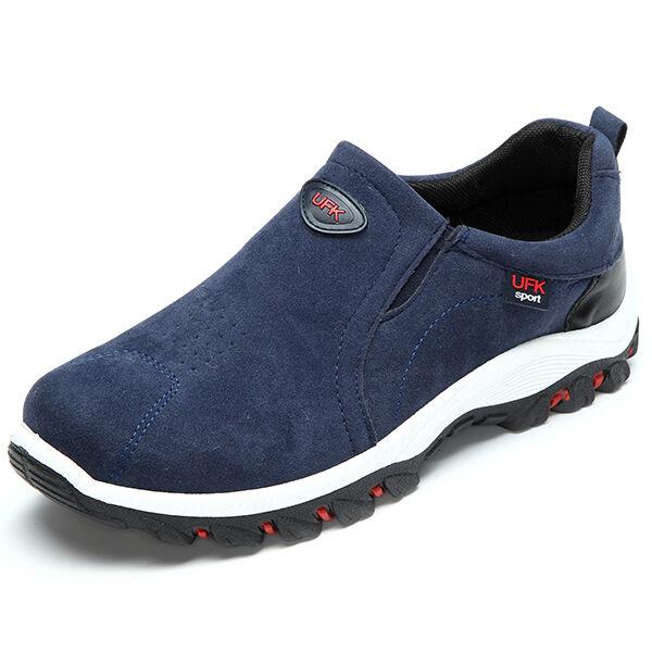 Le scarpe da ginnastica ginnastica da all'aperto, un'escursione scalare rotonda 6f9251