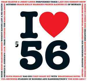 62nd birthday gift i love 1956 compilation cd year greeting card image is loading 62nd birthday gift i love 1956 compilation cd m4hsunfo