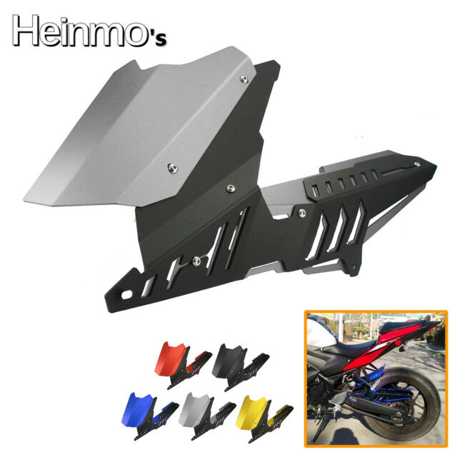 Basage 1 Pair Motorcycle Highway Engine Guard Crash Bar Foot Pegs for Motorcycle Accessories Foot Rest Black Wide Section