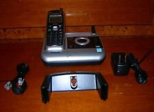VTech Model #: CS5121 5.8 GHz Single Line Cordless Phone Used, Tested, Working