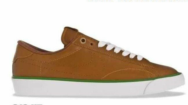 NIKE Tennis Classic AC Braun Brown Neu Leather Leder Gr:38,5 Retro Sneaker