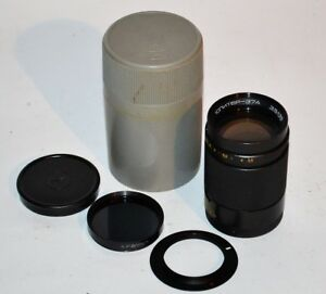 NEAR-EXC-RUSSIAN-USSR-TELEPHOTO-JUPITER-37A-f3-5-135mm-LENS-M42-mount-ITEM-7