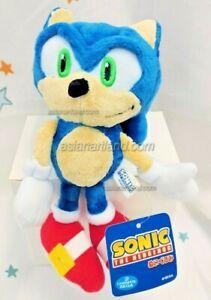 18cm Sonic The Hedgehog Sonic Plush Doll By 2 Licensed Sega Ebay