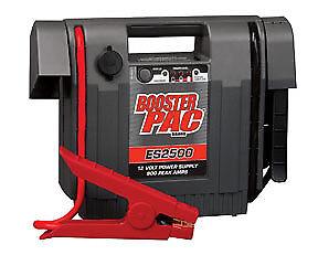 BOOSTER PAC Booster Pac� 900 Peak Amp 12V Jump Starter ES2500KE