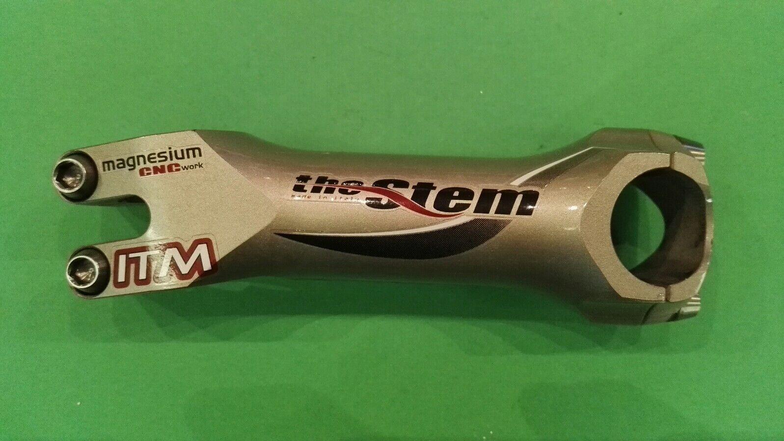 Attacco manubrio ITM The STEM Magnesium vintage stem