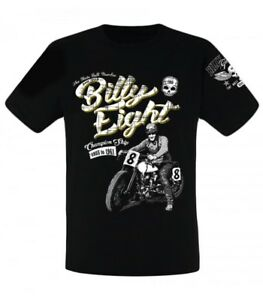 Volontaire T-shirt Billy Eight Champion Ship Manche Courte,coupe Homme Taille Xxxl