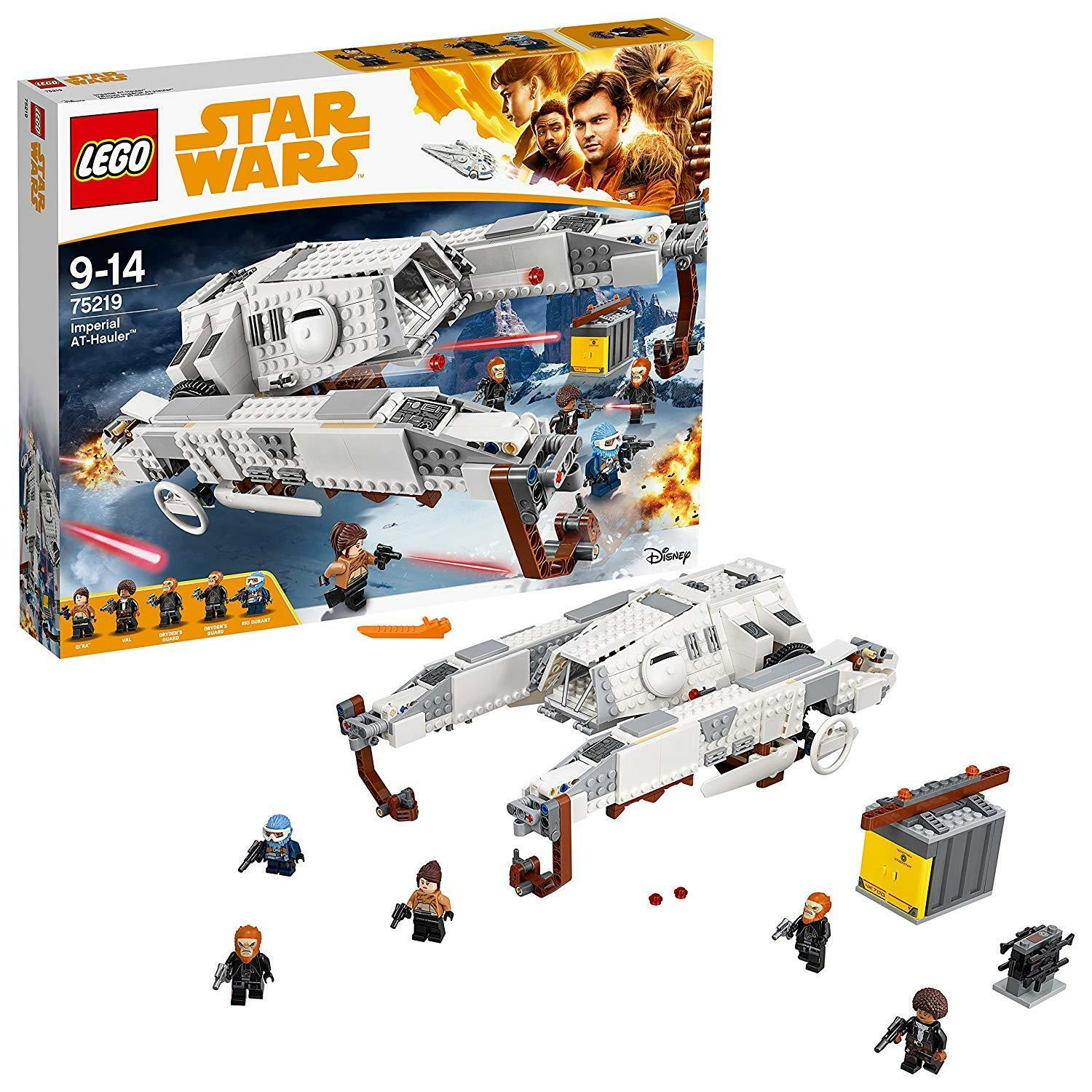 LEGO® Star Wars 75219 Imperial AT-Hauler™ - New and sealed