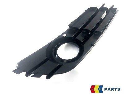 New Genuine AUDI A4 CABRIO 03-06 Bumper Right Fog Light Grill 8H0807682A01C OEM
