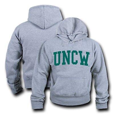 UNCW North Carolina Wilmington Seahawks Hoodie College Sweatshirt S M L XL 2XL
