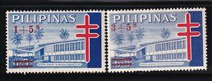 Philippines-Year-1965-Scott-B30-31-MNH