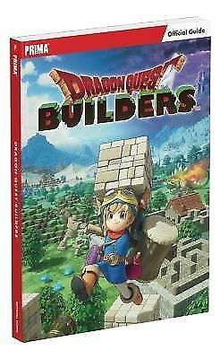 Dragon Quest Builders Prima Official Guide By Prima Games Staff